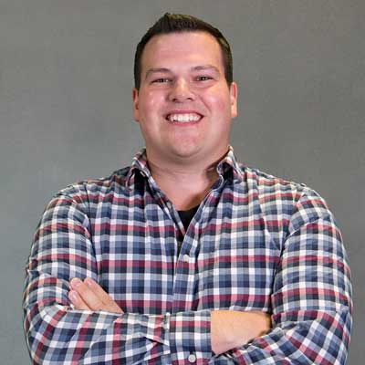 UConn Online Graduate Certificate in Digital Median and Design Faculty Phil Dwire Headshot